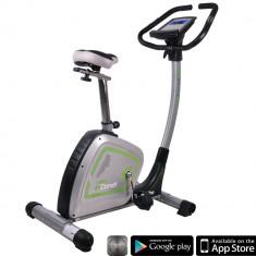 Bicicleta magnetica inSPORTline inCondi UB60i - Bicicleta fitness inSPORTline, Bicicleta verticala magnetica, Max. 150
