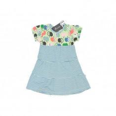 Minymo, rochie cu imprimeu multicolor Lea