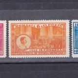 1932 - Medicina  - Al IX-lea Congres de Istoria Medicinei  -  serie nestampilata, Medical, Nestampilat