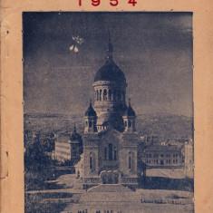 Îndrumări tipiconale pe anul 1954 - Carti bisericesti