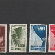 Romania ,serie  ARLUS ,nr lista 202 .