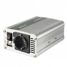 Invertor tensiune, Sal SAI 60USB, 12V DC/220V AC, 600 W, USB - Invertor Auto
