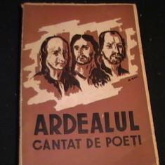 ARDEALUL CINTAT DE POETI-BIBLIOTECA POLITICA- NR-1- - Carte Editie princeps