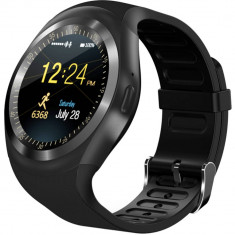 Smartwatch Star MTK6261 Y1 Cu Sim Black