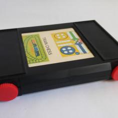 Joc vintage 10-in-1 set jocuri pt calatorie: sah, sus-jos, curse, etc, magnetic - Set sah
