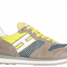 Sneakers Hogan - Adidasi barbati Hogan, Marime: 39.5, Culoare: Galben, Galben