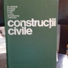 CONSTRUCTII CIVILE - AL. NEGOITA