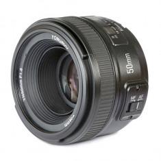 Yongnuo YN 50mm f1.8 pentru Nikon - Obiectiv DSLR