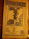 Revista Sburatorul Literar nr.29 1 apr.1922 ,publica : F.Aderca ,E.Dorian