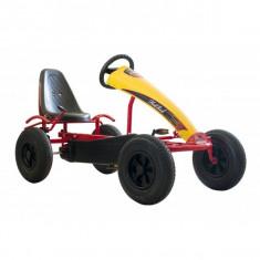 Kart cu pedale Dino Cars Sprint AF Hot Rod Fabricat in Germania