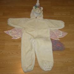 Costum carnaval serbare unicorn pentru copii de 3-4 ani - Costum Halloween, Marime: Masura unica, Culoare: Din imagine