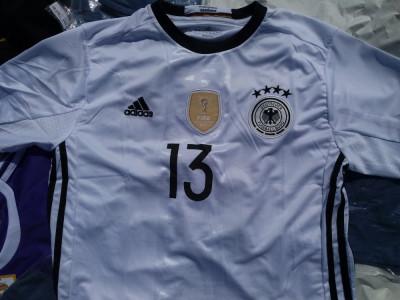 Tricou Germania - Marimi : XXL foto