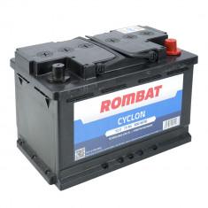Aproape nou: Baterie auto Rombat Cyclon 72Ah 600A 12V