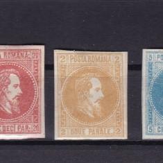 ROMANIA 1864, LP 14, ALEXANDRU IOAN CUZA SERIA NECIRCULATA - Timbre Romania, Nestampilat