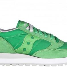Sneakers Saucony - Adidasi dama Saucony, Culoare: Verde, Marime: 37