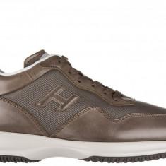 Sneakers Hogan - Adidasi barbati Hogan, Marime: 43, Culoare: Maro, Maro
