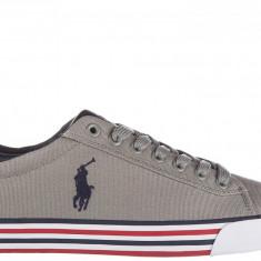 Sneakers Ralph Lauren - Adidasi barbati Ralph Lauren, Marime: 40, 41, Culoare: Gri