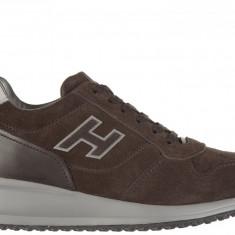 Sneakers Hogan - Adidasi barbati Hogan, Marime: 39.5, Culoare: Maro, Maro