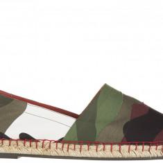 Espadrile Valentino - Espadrile dama Valentino, Culoare: Verde, Marime: 39, 41