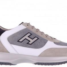 Sneakers Hogan - Adidasi barbati Hogan, Marime: 40.5, Culoare: Alb, Alb