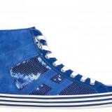 Sneakers Hogan - Gheata dama Hogan, Culoare: Albastru, Marime: 35, 40