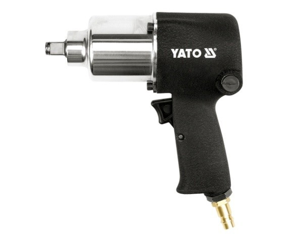 Pistol pneumatic prindere patrat 1/2 strangere 540 Nm YATO foto mare
