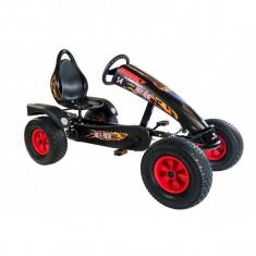 Kart cu pedale Dino Cars Hot Rod AF Fabricat in Germania