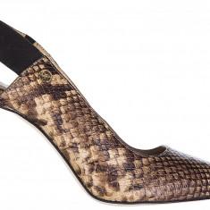 Pantofi Michael Kors - Pantof dama Michael Kors, Culoare: Maro, Marime: 37