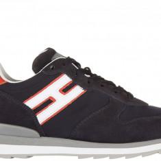 Sneakers Hogan - Adidasi barbati Hogan, Marime: 40, Culoare: Albastru, Albastru