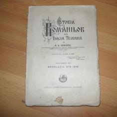 A. D. Xenopol - Istoria Romanilor Din Dacia Traiana - vol. XII - 1930 - Carte veche