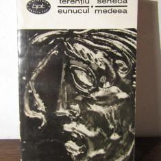 EUNUCUL.MEDEEA-TERENTIU /SENECA - Carte Teatru