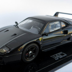 RAR! KYOSHO Ferrari F40 lightweight street version 1992 1:43 - Macheta auto Hot Wheels