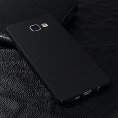 Husa Metallic Matte Samsung Galaxy J5 (2016) BLACK, Gel TPU