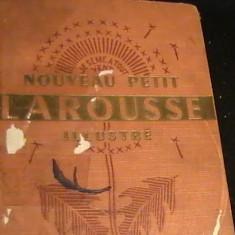 NOUVEAU PETIT LAROUSSE-ILUSTRE-DICTIONAIRE ENCICLOPEDIQUE- - Dictionar ilustrat