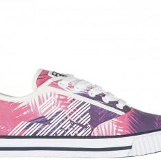 Sneakers Armani Emporio - Adidasi dama Emporio Armani, Culoare: Roz, Marime: 37 1/3, Roz