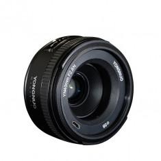 Obiectiv Yongnuo YN 40mm f2.8 pentru Nikon - Obiectiv DSLR