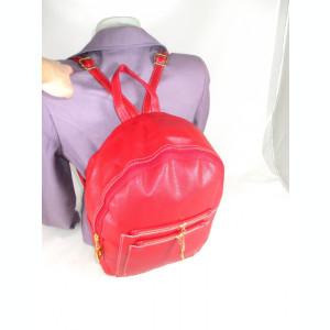 Rucsac/ghiozdan dama rosu+CADOU