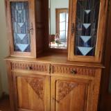 Bufet lemn sculptat