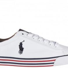 Sneakers Ralph Lauren - Adidasi barbati Ralph Lauren, Marime: 40, Culoare: Alb, Alb