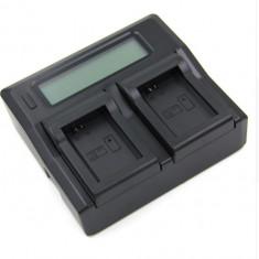 Incarcator Dste LCD dual NP-FW50 replace Sony - Incarcator Aparat Foto