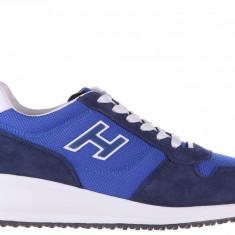 Sneakers Hogan - Adidasi barbati Hogan, Marime: 39, Culoare: Albastru, Albastru