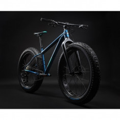 "Bicicleta MTB Fatbike 26"" Silverback Scoop Single - Mountain Bike, 19 inch, Numar viteze: 10, Aluminiu"