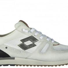 Sneakers Lotto Leggenda - Adidasi barbati Lotto, Marime: 45, Culoare: Gri