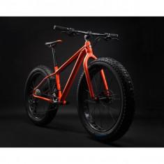 """Bicicleta MTB Fatbike 26"""" Silverback Scoop Delight - Mountain Bike, 17 inch, Numar viteze: 27, Aluminiu"""