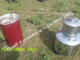 Cazan de Tuica,din Inox.Capcitate de 60 de litri+Serpentina+Vas pt apa