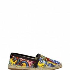 Espadrile Dolce&Gabbana - Espadrile dama Dolce & Gabbana, Culoare: Multicolor, Marime: 41, Multicolor