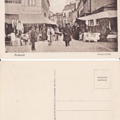 Bucuresti - Strada Busaca- militara, WWI, WK1