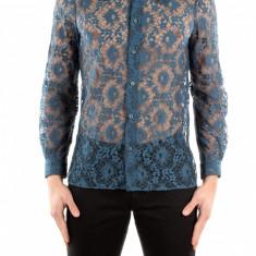 Camasa Gucci - Camasa barbati Gucci, Marime: 50, Culoare: Albastru, Albastru
