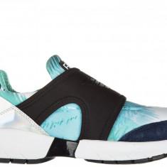 Sneakers Armani Emporio - Adidasi dama Emporio Armani, Culoare: Albastru, Marime: 37 1/3, Albastru