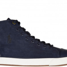 Sneakers Ralph Lauren - Ghete barbati Ralph Lauren, Marime: 43, Culoare: Albastru, Albastru